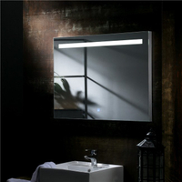 Bluetooth shower mirror SM004