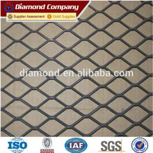 small hole galvanized expanded mesh / expanded mesh price / low price expanded wire mesh